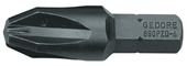 "Screwdriver bit 1/4"" Value pack - 6553680"