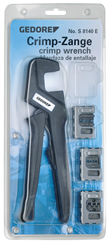 Crimp-Zangen-Set Automotive - 1830910