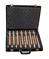 Twist drill set - 2513730