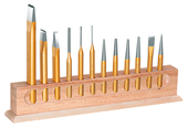 Chisel and punch set - 8726440