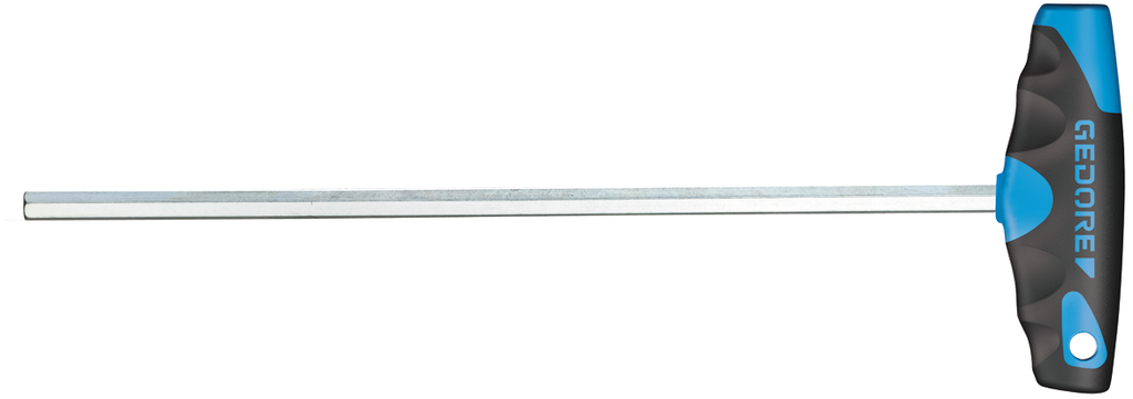 GEDORE 2142 T 8 Sechskantschraubendreher mit 2K-T-Griff 8 mm