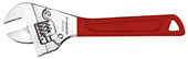 Adjustable wrench open end with ratchet - 3301001