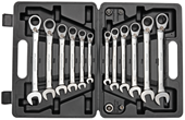 Reversible ratchet wrench set - 3300060