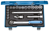 "Socket set  1/2"" - 2682842"