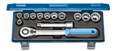 "Socket set  1/2"" - 2545829"