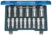 "Socket set 1/2"" - 2190214"