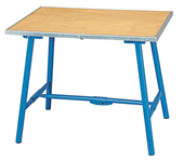 Folding workbench - 6622910
