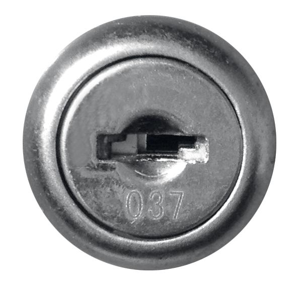 Gedore Red Remplacement Serrure avec clé pour Atelier chariot Wingman-r20902005