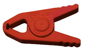 Plastic clamp - 1828304