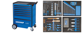 Trolley with 147-pts tool assortment - 2980282