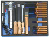 Tool set in 2/4 CT tool module - 2016338