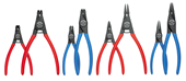 Set of circlip pliers - 6700490