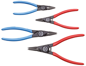 Set of circlip pliers - 6703080