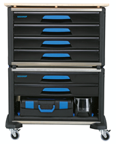 WorkMo B3 with tool assortment - 3005194