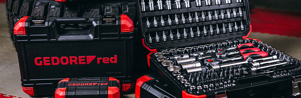 GEDORE red socket sets