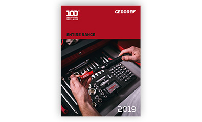 GEDORE red catalogue 2019