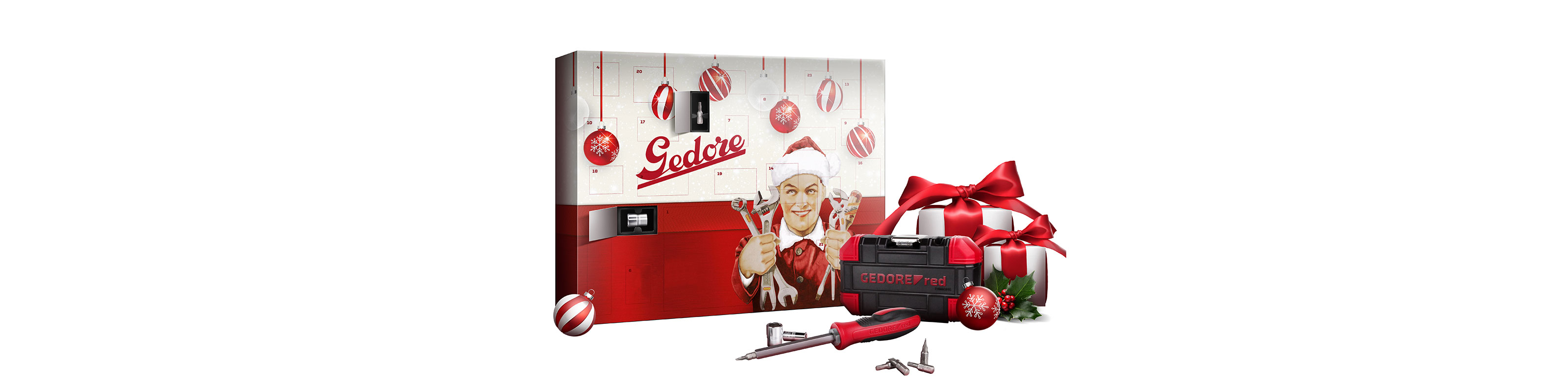 GEDORE red Advent Calender